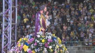 Dia de São José Operário é celebrado em Manaus com missa - Evento foi realizado no Centro Cultural Povos da Amazônia.