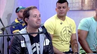 André Valadão comenta o significado de felicidade - 'É ter equilíbrio', atesta