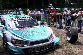 Temporada 2014 da Stock Car começa domingo (23) com novidades - A principal categoria de automobilismo no país conta com uma novidade: o rodízio de pilotos dentro de uma corrida.