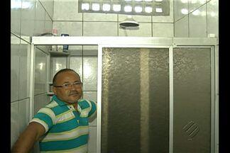 Vazamento em tubulação da Cosanpa deixa moradores do bairro do Marco sem água - Problema causou transtornos à comunidade.