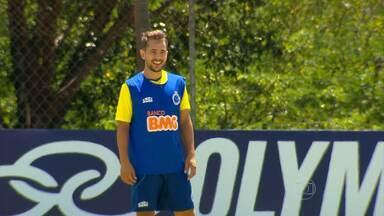 Éverton Ribeiro espera voltar a marcar pelo Cruzeiro - Éverton Ribeiro espera voltar a marcar pelo Cruzeiro