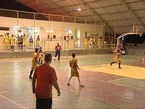 Cajuína vence IFPI e garante vaga nas semifinalistas da Copa Crensa - Cajuína vence IFPI e garante vaga nas semifinalistas da Copa Crensa