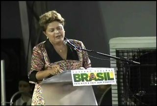 Presidente Dilma Rousseff anuncia medidas para amenizar efeitos da estiagem, no Ceará - Dilma Rousseff visitou a cidade de Fortaleza e Sobral, nesta quarta-feira.