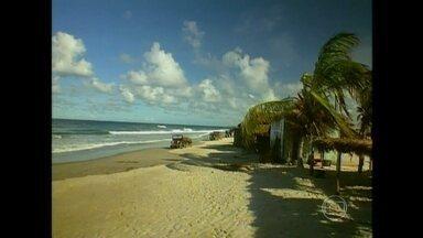 Vídeo Show relembra praias famosas da ficção - Zeca Camargo te convida para viajar pelos balneários que bombaram na telinha