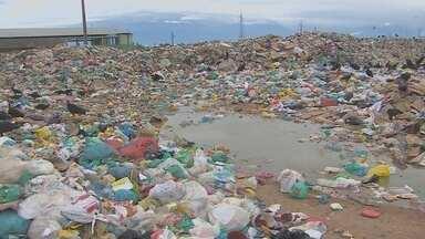 Moradores do entorno esperam desativação da lixeira de Santana - Moradores do entorno esperam desativação da lixeira de Santana