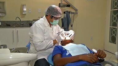 Projeto ajuda a cuidar da saúde bucal da população em Corumbá (MS) - O projeto Dentistas do bem tem ações em ações em vários municípios do estado