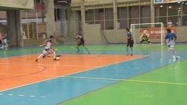 Confira mais uma rodada da segunda fase da Copa TV Amazonas - Competição define os últimos classificados da terceira fase.