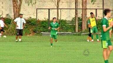 Cuiabá enfrenta o Sinop na semifinal do Mato-grossense - O time da capital enfrenta do Sinop na semifinal do Campeonato.