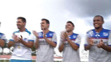 Time do Sinop joga quase completo na primerira partida a semifinal do Mato-grossense - O time enfrenta o Cuiabá na semifinal do Campeonato.