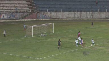 Guarani perde do Guaratinguetá e fica distante da volta à primeira divisão do Paulistão - O Bugre perdeu para o Guaratinguetá e viu a distância para o G-4 crescer para cinco pontos na reta final. O time luta para voltar à primeira divisão do Campeonato Paulista.