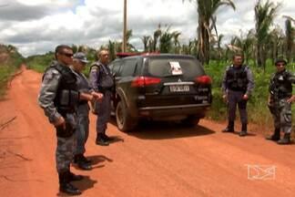 Bandidos invadem agência do Bradesco em Parnarama, MA - Não conseguindo o que queriam, eles se deslocaram para Matões, cidade vizinha, onde assaltaram uma casa lotérica.