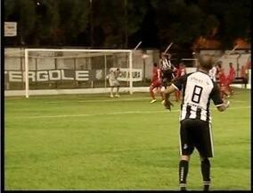 Democrata vence o Tricodiano pelo Módulo II do Campeonato Mineiro - Gol foi marcado aos 12 minutos do segundo tempo.