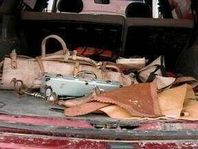 Homem é preso depois de assaltar propriedade de família em Rio Grande, RS - Assalto ocorreu na madrugada de quarta-feira. Segundo informações das vítimas, bandidos estavam encapuzados e fortemente armados.