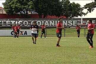 Atlético e Anapolina fazem primeiro jogo da semifinal do Campeonato Goiano - Globo Esporte também mostra o resultado da eleição que escolhe 'O Cara' da rodada.