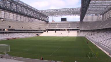 Fifa faz nova vistoria na Arena - O jogo teste da Arena da Baixada esta confirmado.