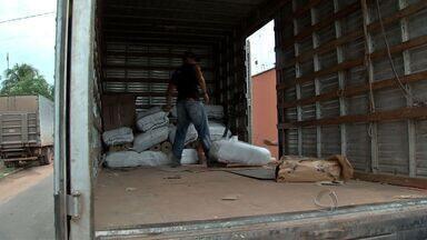 Polícia investiga quadrilha que rouba cargas em Mato Grosso - A polícia investiga uma quadrilha que rouba cargas em Mato Grosso.