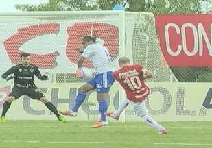 Veja melhores momentos da partida entre Internacional e Cruzeiro, pelo Campeonato Gaúcho - Assista ao vídeo.