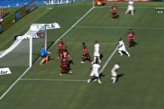 Os gols de Atlético-GO 1x1 Anapolina - Dragão e Rubra empatam no Serra Dourada