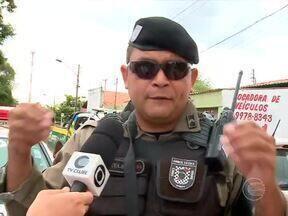 Bandidos invadem casa e fazem arrastão na Zona Leste - Bandidos invadem casa e fazem arrastão na Zona Leste