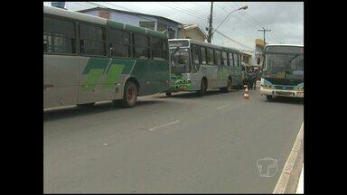 Blitz encontra ônibus em situação irregular - A ação da Secretaria Municipal de Santarém e a Polícia Rodoviária Federal atingiu todos os veículos de transporte de passageiro.