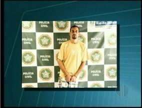Supeito de ameaçar delegada da Polícia Civil em Campos, RJ - Segundo a polícia, o seuspeito tinha um plano pra matar a delegada