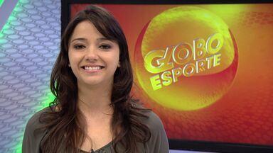 Maíra Lemos apresenta os detaques do Globo Esporte MG desta segunda-feira - As vitórias de Galo e Cruzeiro nas seminais do Mineiro, a Cielo Mania, e os destqaques do esporte no Brasil e no mundo