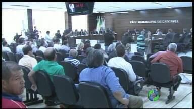 Câmara investiga vereador que teria pedido propina - Haverá prazo para instalação de uma comissão e também para o vereador Paulo Bebber, do PR, apresentar defesa.