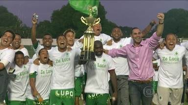 Boavista vence Bangu por 1 a 0, e conquista Taça Rio - Equipe termina campeonato carioca na quinta posição.