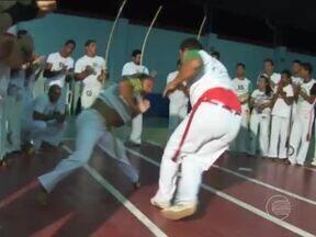 Copa Mafrense de Capoeira homenageia Mestre Touro em Teresina - Copa Mafrense de Capoeira homenageia Mestre Touro em Teresina