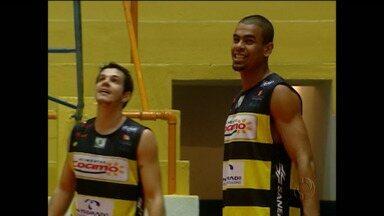 Time de basquete de Campo Mourão volta a vencer e ganha mais confiança - Time de basquete de Campo Mourão volta a vencer e ganha mais confiança