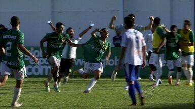 Cuiabá vence o Sinop e está na final do Mato-grossense - O time venceu o Sinop em casa por 1 x 0 e está classificado para a final do campeonato.