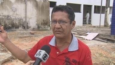 Moradores do Jorge Teixeira, em Manaus, criticam serviço de saúde - Casinhas da saúde estão sem funcionar, enquanto uma unidade de pronto atendimento está sendo construída, mas o ritmo das obras é lento, segundo relatos.