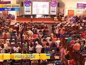 Encontro Holístico Brasileiro reuniu mais de quatro mil pessoas em Porto Alegre - Esta foi a nona edição do evento.