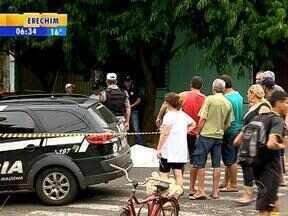 Ladrão é morto após ferir cinco pessoas a golpes de faca em Sapucaia do Sul, RS - Dos cinco feridos, três continuam em atendimento no hospital da cidade, e o estado de uma das vítimas é considerado greve.