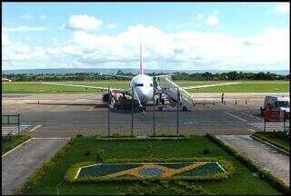 Aeroporto de Juazeiro do Norte registra aumento no fluxo de passageiros - Clientes reclamam dos constantes reajustes das passagens aéreas.
