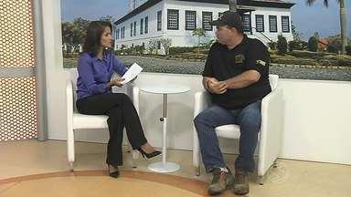 Hipismo é tema de entrevista no RJTV - Em 2013, a equipe de Volta Redonda (RJ) participou do Campeonato Brasileiro de Escolas de Equitação e teve ótimo desempenho.