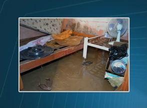 Após chuvas, Prefeitura de Serra Talhada decreta estado de emergência - Bairros mais atingidos foram o Mutirão, Ipsep, Várzea e trechos do Centro. Famílias prejudicadas podem receber cestas básicas e medicamentos.