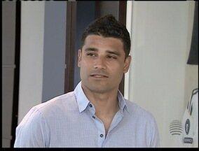 Ederson conta o motivo de sua vinda à região de Presidente Prudente - Jogador parapuense atua nos campos da Itália.