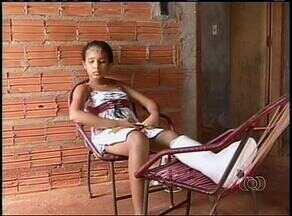 Família diz que não recebeu ajuda após avião cair e matar menina em Araguaína - Família diz que não recebeu ajuda após avião cair e matar menina em Araguaína
