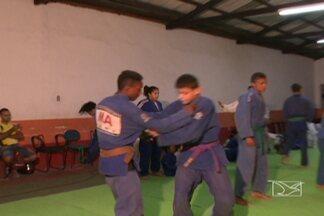 Maranhenses treinam para etapa do Campeonato Brasileiro de judô - Judocas participarão de competição neste fim de semana, que será realizada em Fortaleza