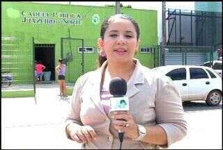 Ala da cadeia pública de Juazeiro do Norte está com superlotação - Detentas denunciam maus-tratos dentro da unidade prisional.