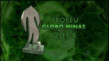 Confira os canditados a Ídolo da Galera, no Troféu Globo Minas - Diego Tardelli, Dedé e Obina concorrem ao prêmio.