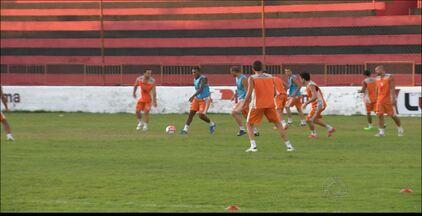 Campinense busca melhorar a pontaria do ataque no Paraibano - Raposa marcou apenas três gols nos últimos cinco jogos no estadual.