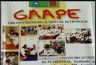 Em Petrópolis, RJ, ONG celebra dia mundial de conscientização do autismo - Data é lembrada nesta quarta-feira (2).