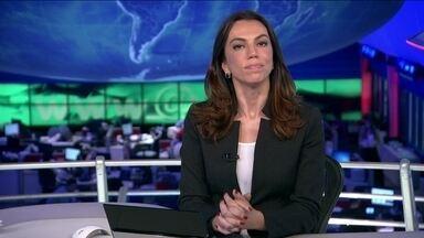 JN: Terremoto causa estragos no Chile - Quase um milhão de pessoas tiveram que sair de casa.
