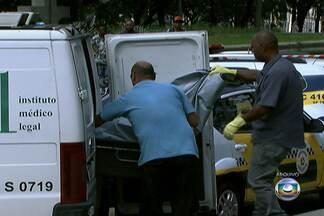 Exames de DNA podem identificar homem encontrado morto no bairro de Higienópolis - Uma família, que tem um parente desaparecido, fez exames de DNA e deu à polícia pistas do que pode ter provocado a morte cruel. Investigadores suspeitam que o crime tenha sido cometido por vingança.