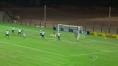 Desportiva, do ES, enfrenta o ABC pela Copa do Brasil - Jogo será em Manaus, às 20h30.
