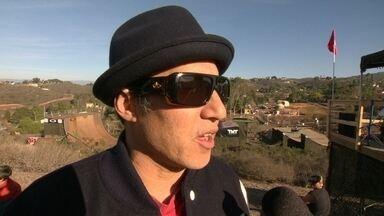 Christian Hosoi, sobre a Mega Rampa: 'Isso é skate no mais alto nível' - undefined