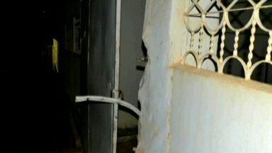 Polícia procura suspeitos de morte de família em Mantena, no Leste de Minas - Os corpos foram encontrados dentro de casa com marcas de violência.