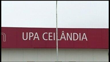 Mais uma UPA vai ser inaugurada no DF - As portas da UPA de Ceilândia, a quarta do Distrito Federal e a maior até agora, serão abertas às 10h. Para o público, ela funcionará só na parte da tarte, às 13h.